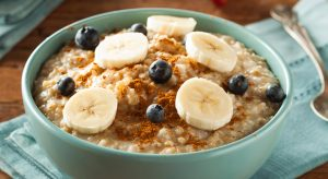 make the oatmeal from scratch it's the Guide to Living